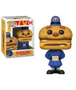 McDonald's Officer Mac Ad ICON Vinyl POP Figure Toy #89 FUNKO NEW NIB - $8.79