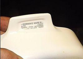 Vintage CorningWare 2 Piece Serving Dish and LidAB 249-C image 4
