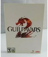 Guild Wars 2 PC DVD ROM Game Online Windows XP 2012 - $15.00
