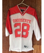 Vintage Ohio State Buckeyes SPORTS SPECIALTIES Football Jersey Size M Me... - $19.79