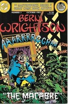 The Masterworks Series of Great Comic Book Artists Comic #3 DC 1983 VERY... - $3.99
