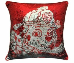 Paw Patrol Reversible Sequin Pillow Chase & Marshall - Nickelodeon  - $22.28