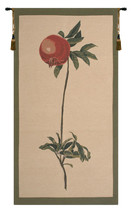 An item in the Home & Garden category: Redoute Pomegranate Belgian Wall Tapestry