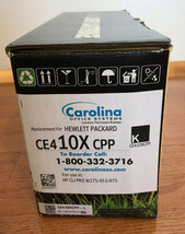 Replacement for HP CE410X cpp Black Toner Cartridge carolina office systems - $14.82