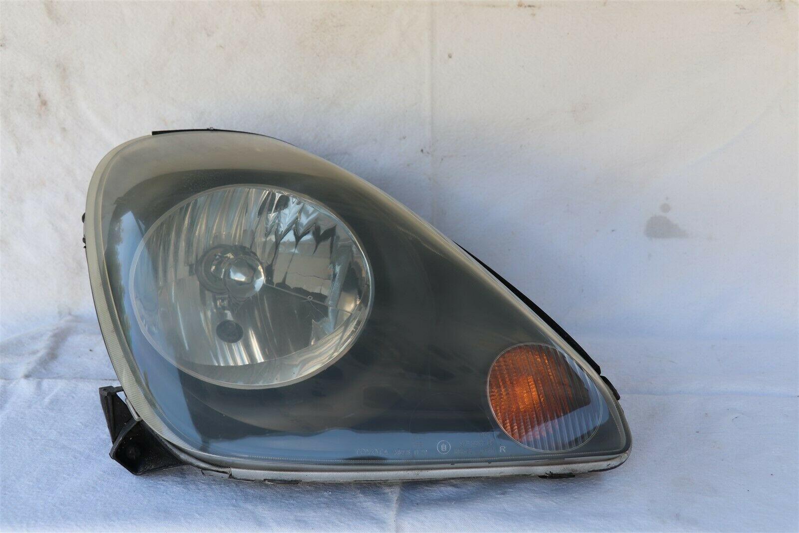 Toyota MR2 Spyder MR-2 Headlight Head Light Lamp Passenger Side 00-05 R/H