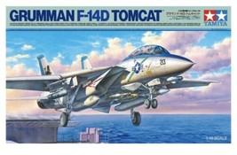 Tamiya  F-14D Tomcat -1/48 Masterpiece series TAM61118 - $77.17