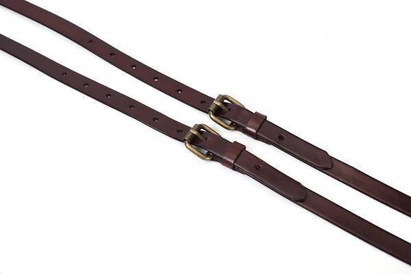 Sale, Men's Suspender, Groom's Suspender, Cow Leather Suspender, Wedding Suspend image 3
