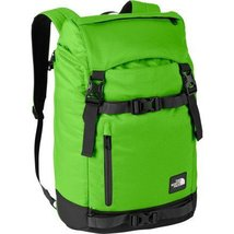 The North Face Pre-Hab Laptop Backpack - Glo Green/Black - $75.00