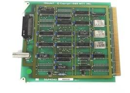 MTT DSP4040 REV. C BOARD TRGUNIT 993020 MTT INC.