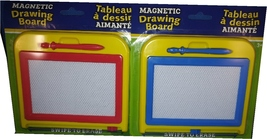 2 Kids Drawing Board Magnetic Writing Sketch Pads Erasable - $9.99