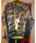 new under armour ua infrared storm softershell full zip jacket mossy oak... - $128.00