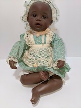 Knowles DANIELLE Yolanda Bello Picture Perfect Porcelain Doll Female 199... - $39.59