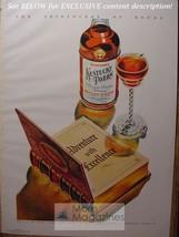 Rare 1942 Esquire Advertisement Ad Kentucky Tavern Straight Bourbon Whiskey - $9.00
