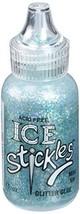 Ranger 1 Ounce Ice Stickles Glitter Glue, Mint Ice - $9.39