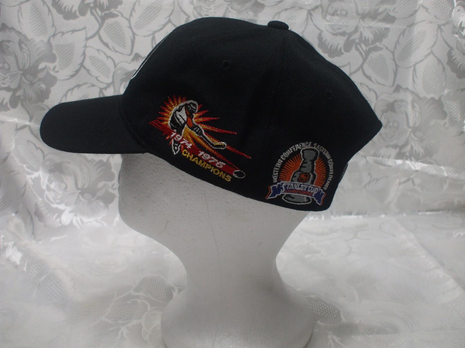 Philadelphia Flyers Hockey Team Baseball Cap 1974-1975 Champs Collectors c08753b41683