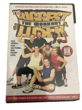 The Biggest Loser - The Workout (DVD, 2005) NEW Bob Harper 6 Workouts - $11.83
