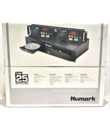Numark CDN 25 Professional Dual DJ CD Player New Open Box - $599.99