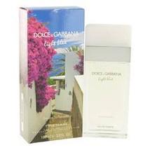 Light Blue Escape To Panarea Perfume By Dolce & Gabbana 3.3 oz Eau De Toilette S - $121.73