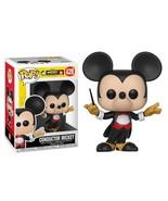 Pop! Disney: Conductor Mickey #428 - $9.00