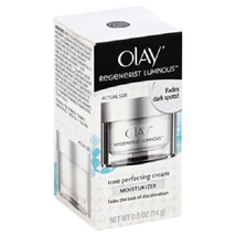Olay Regenerist Luminous Tone Perfecting Cream Moisturizer 0.5 oz  - $7.29