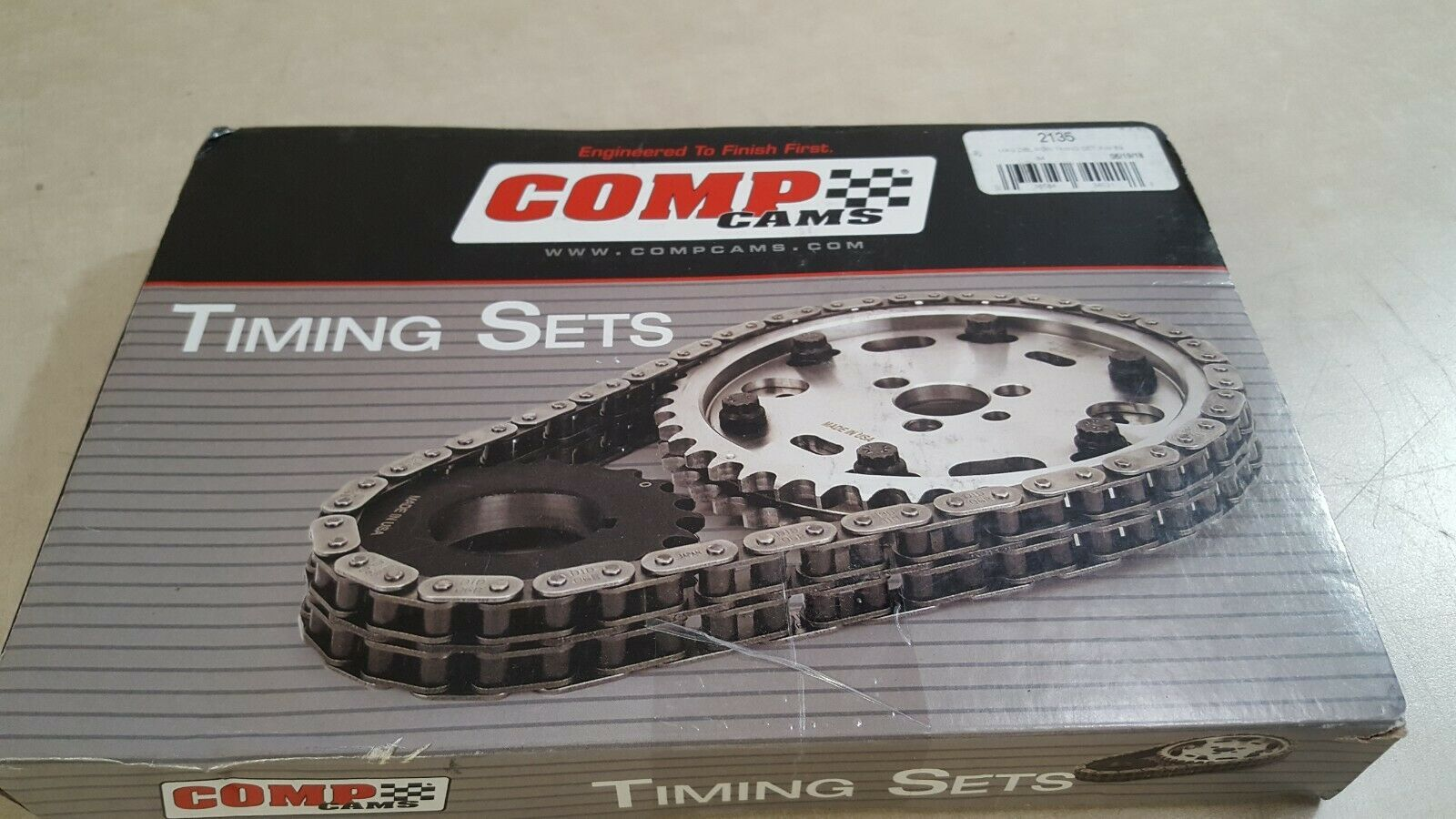 Comp Cams 2135 Magnum Double Roller Timing Set