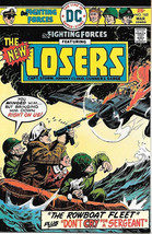 Our Fighting Forces Comic Book #165 The Losers, DC Comics 1976 FINE - $9.74