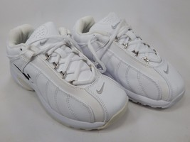 Nike VXT Silver Training Men's Shoes Size 6.5 M (D) EU 39 White 310234-101