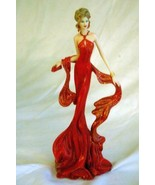 "Hamilton Collection 2007 The Red Carpet Premier Figurine 8"" - $17.32"