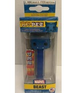Funko POP! PEZ Dispenser-Marvel S2-BEAST-Brand New-RARE COLLECTIBLE-SHIP... - $4.83