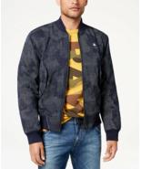 G-Star Raw Men's Rackam Pixelated Camouflage-Print Bomber Jacket, Size S - $108.89