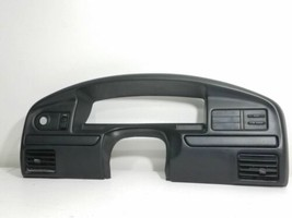 92-96 FORD F150 F250 F350 BRONCO INSTRUMENT CLUSTER BEZEL COVER DASH TRI... - $149.99