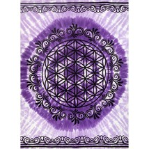Flower of Life Cotton Tapestry! - $27.95