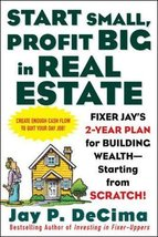 Start Small, Profit Big in Real Estate: Fixer Jay's 2-Year Plan for Building Wea image 1