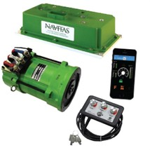 Navitas 48V EzGo TXT DC to AC Motor and Controller Conversion Kit with P... - $1,737.62
