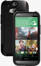 Genuine OEM OtterBox Commuter HTC One M8 Authentic Protective Hard Case ... - $9.79
