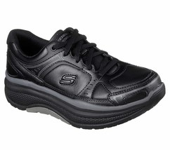 Skechers Work Black shoes Women Memory Foam Slip Resistant Rocker Comfor... - $75.99