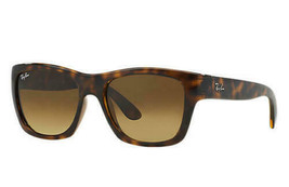 Ray Ban RB4194 RB 4194 710/85 Sunglasses Tortoise Nylon Brown Gradient Lenses - $181.17