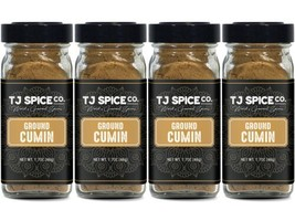 TJ Spices Co. Ground Cumin (4 Pack) - $26.72