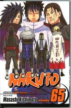 Naruto 65 Hashirama and Madara Masashi Kishimoto Manga Graphic Novel Sho... - $5.00