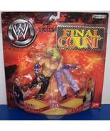"""2002 Jakk's Final Count """"Jeff Hardy"""" vs """"Trish"""" Action Figure Set WWF WW... - $49.49"""