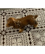 Buff Tan Brown Cocker Spaniel Figurine 3 Inch Dog Decorative Collectible... - $11.99