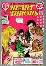 HEART THROBS #146 1972 DC-ROMANCE-G- G- - $22.70