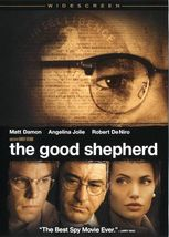 The Good Shepherd (DVD, 2007, Anamorphic Widescreen) - u - €6,19 EUR