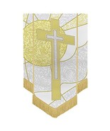 Symbols of Liturgy Series Banner - Cross - $138.50