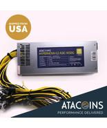 ATACoins HyperNova 110v 1600w 240v 1650w  ASIC PSU Great for powering S9... - $108.89