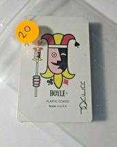 HB&R Super Vac Trucks Advertising Deck of Hoyle Playing Cards   (#20) image 3