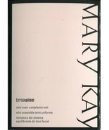 Brand New Mary Kay TimeWise MINI EVEN COMPLEXION SET Mask Essence Headband  - $7.91
