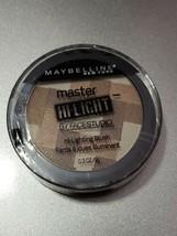 MAYBELLINE MASTER HI-LIGHT Hi-Lighting Blush No.251 Natural 0.3oz/9g - $4.95