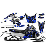 Yamaha FX Nytro 08-14 Graphics Kit CreatorX Snowmobile Sled Decals Wrap ... - $290.95