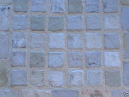 Concrete Paver Molds 12 8x8x1.5 Make Garden Cobblestone Walls Walks Patio Pavers image 6